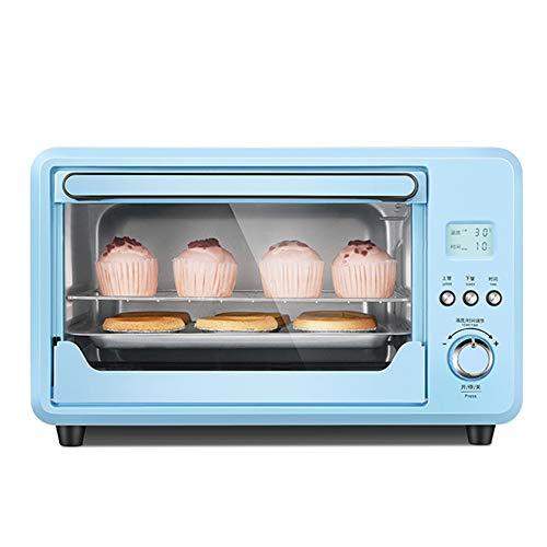 JINRU Smart Oven 1800-watt Forno a convezione tostapane con Cottura Elettronica Multi-Funzione...