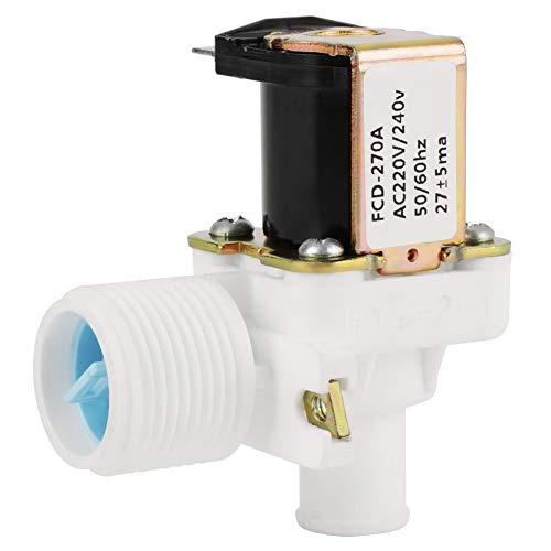 Valvola solenoide elettrica per valvola di ingresso acqua FCD-270A per lavatrice AC 220V / 240V BSPP...