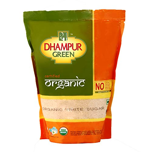 Dhampure Speciality Green Organic White Sugar (0.5kg)