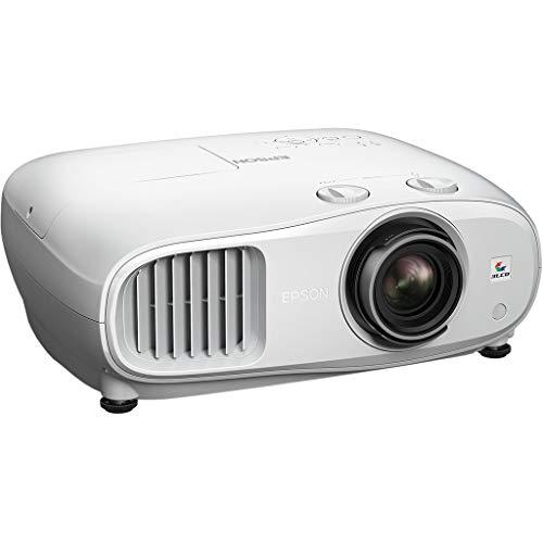 Epson EH-TW7000 4k Pro-UHD 3LCD-Beamer (Kontrastverhältnis 40.000:1, Weiß- und Farbhelligkeit 3000 Lumen, ohne Lautsprecher)