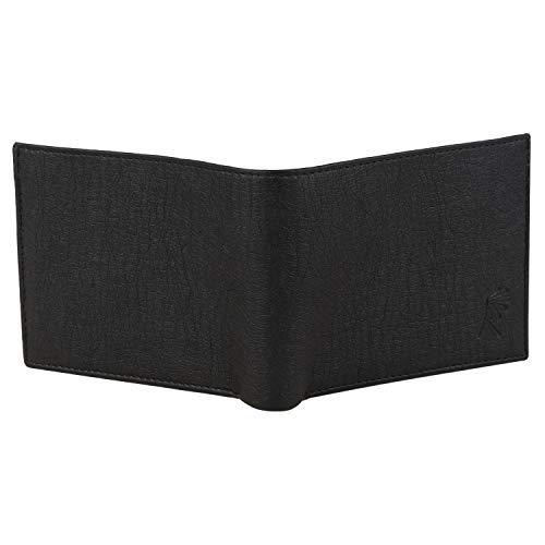 capriff Black Men's Wallet 3