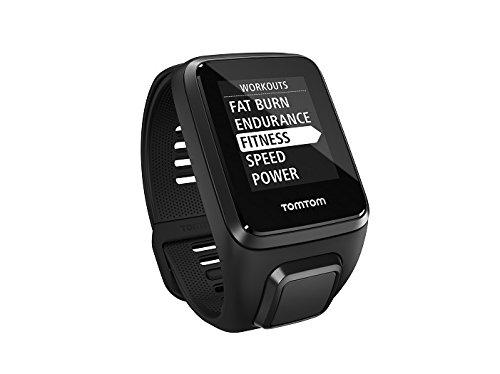 TomTom Spark 3 Cardio+Music Orologio GPS per il Fitness, Cardiofrequenzimetro Integrato, Lettore...