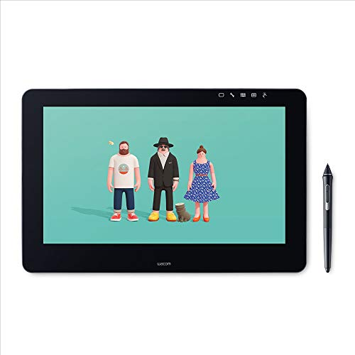 Wacom DTH-1620A-EU Cintiq PRO Display Interattivo Full HD con Penna, Tavoletta Grafica, Pen&Touch...