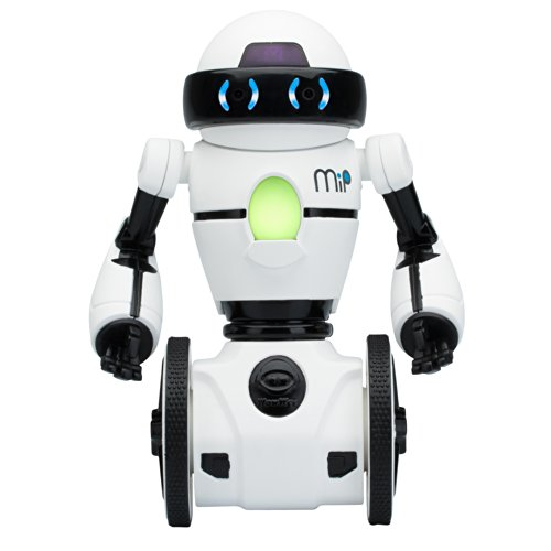 41lNNsEHCjL - Wow Wee- Robot MiP Blanco, Color (WowWee 0821)