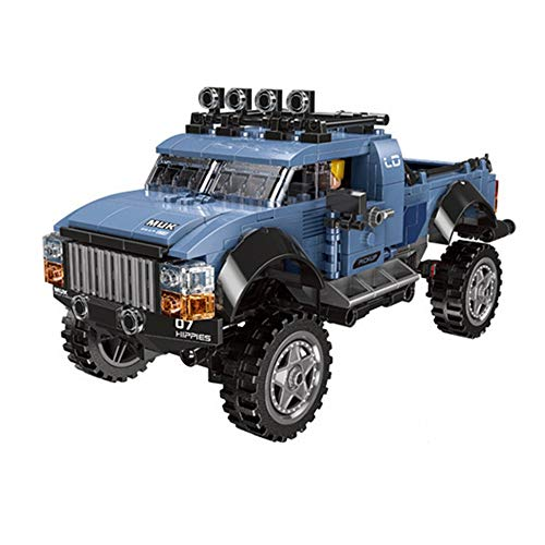 Xiaomei Giocattoli per Bambini, Toy Car, Racing Assembly Military Truck Best Gift per Bambini...