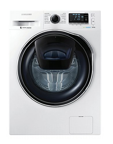 Samsung WW90K6404QW Freestanding Front-load 9kg 1400RPM A+++ Bianco washing machine - Washing...