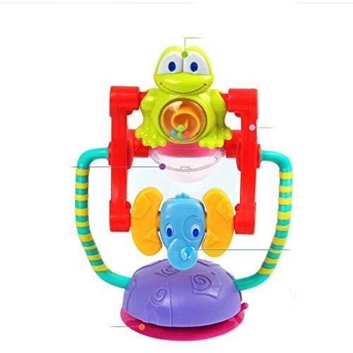 Socialism Rotella di Animale Rotante Ruota del Bambino Giocattolo Giocattoli del Bambino 0-12 Mesi Brinquedos para Bebe Ruota sonagli Bebek Oyuncak-Multi-Color-1