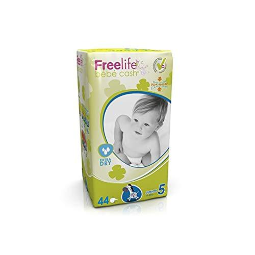 Freelife Bebe Cash Junior (11-25KG) Pannolini - Confezione da 44
