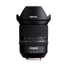 Pentax F2.8 FA ED SDM WR HD W/C - Objetivo para cámara (24-70 mm) Color Negro