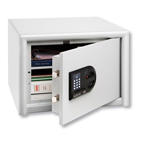 BURG-WÄCHTER Möbeltresor mit elektronischem Zahlenschloss, Sicherheitsstufe S 2, Combi-Line CL 20 E