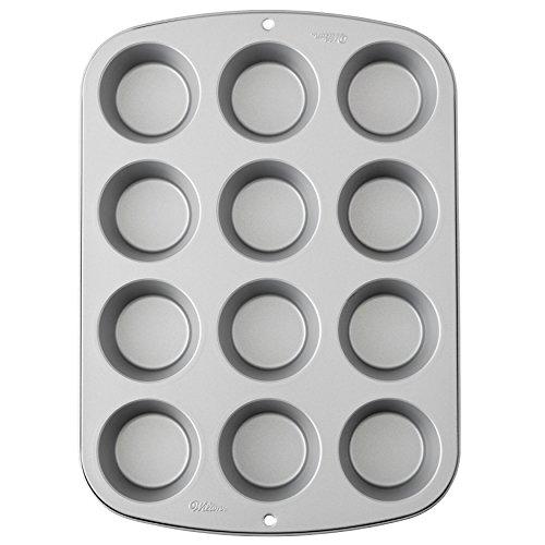 Piastra antiaderente per 12 muffin