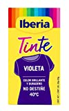 Iberia Tinte Textil Color Violeta - 70 gr