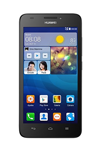 Huawei mobile phone Ascend G620s, black unlocked