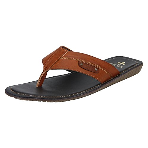 Bond Street by (Red Tape) Men's Brown Sandals - 6 UK/India (40 EU)