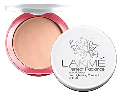 Lakme Perfect Radiance Compact, Beige Honey 05, 8 g
