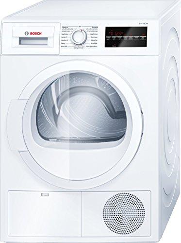 Bosch WTG86400 Serie 6 Luftkondensations-Wäschetrockner / B / 8 kg / EasyClean Filter / weiß