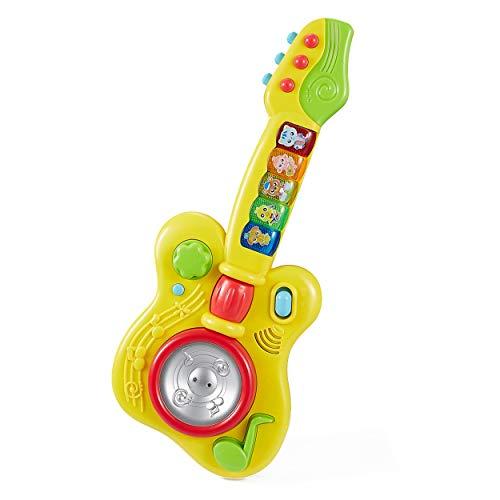 Guitarra eléctrica para bebés