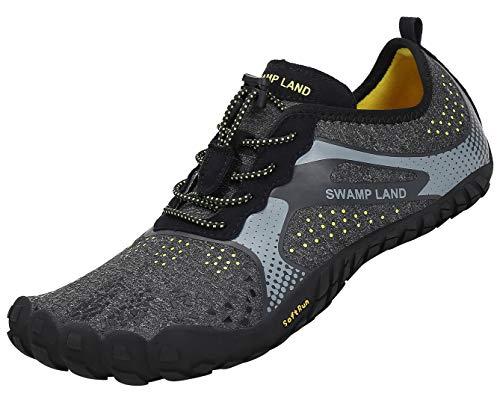 katliu Scarpe Barefoot Uomo Donna,Scarpe da Trail Running Scarpe da Corsa su Strada,Scarpe per...
