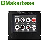 MKS TFT28 V4.0 Smart Controller Display 2.8 Zoll Touchscreen Monitor LCD Display Support WIFI USB For RepRap Marlin Repetier Smoothieware 3D Printer imprimante 3d With SD Slot Compatible with Ramp1.4