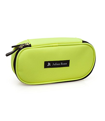 Julian Ross JR3005 Oval, Astuccio, Poliestere (Giallo)