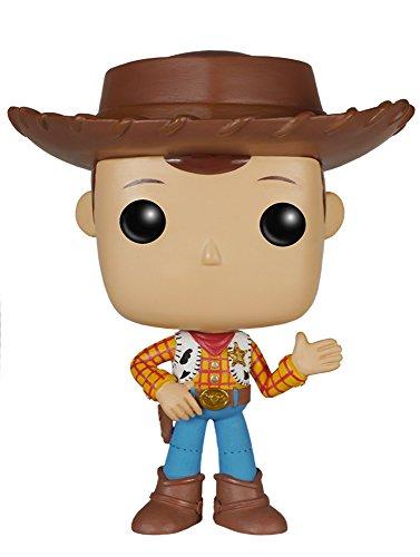 Toy Story POP! Disney Vinyl Figura 20th Anniversary Woody 9 cm