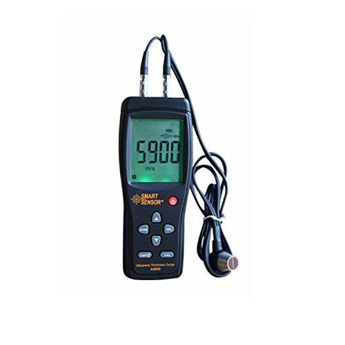 Shengjuanfeng Misuratore di velocità del Suono ad ultrasuoni LCD analogico Digitale AS850 da 1,2 a...