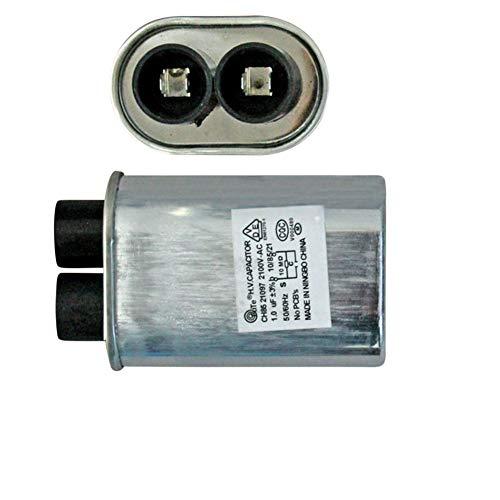 ETbotu - Condensatore HV ad Alta Tensione 0,92 uF 2100 V per Forno a microonde 70 * 52 * 33 Mm