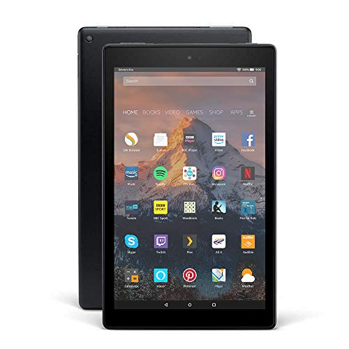 Fire HD 10 Tablet, 1080p Full HD Display, 32 GB, Black-with Special Offers 1  Fire HD 10 Tablet, 1080p Full HD Display, 32 GB, Black-with Special Offers 41mW8qOHcQL