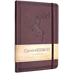 Cuaderno Juego de tronos, casa Baratheon