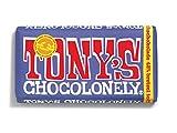 Tony's Chocolonely Dunkle Schokolade (42%) mit Brezel-Toffee 180g