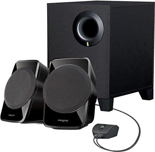 Creative SBS A-120 2.1 Multimedia Speaker System (Black)