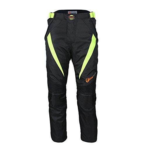 Pantalones para moto LKN, protectores
