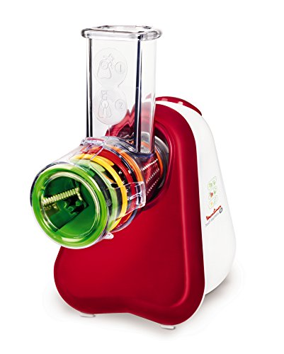 Moulinex Fresh Express Plus - Rallador, 5 funciones, 150 W
