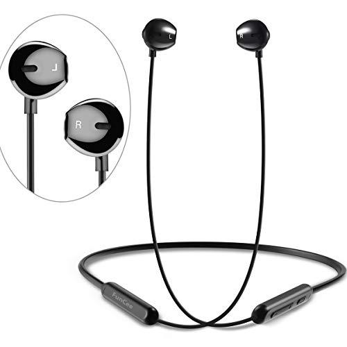 FunCee-Auriculares-Bluetooth-50-impermeables-IPX5-compatibles-HiFi-7-9-Horas-de-juego-graves-intensos-Auriculares-inalmbricos-para-deporte-micrfono-incorporado-para-iPhone-Android-Samsung-iPad