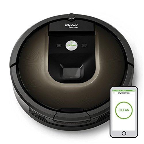 iRobot 900 Series Roomba 980 Vacuum Cleaning Robot (Black)