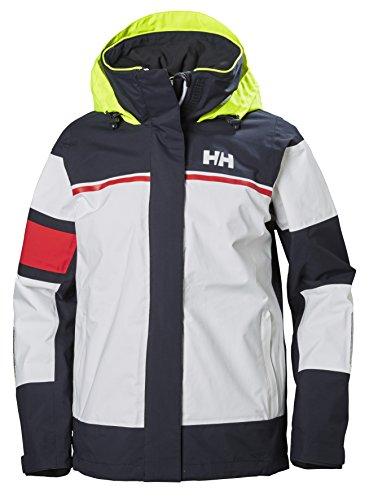 Helly Hansen Damen W Salt Light Jacket Trainingsjacke, Blau (Azul Navy 597), Large