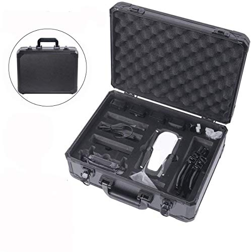 Crazepony-UK DJI Mavic Air Drone Carrying Case,Aluminum Protective Hardshell Waterproof case for DJI...