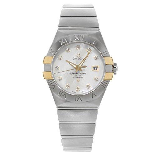 Omega Constellation Brushed Chronometer 123.20.31.20.55.004