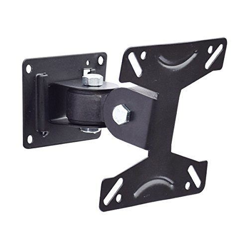 MX Premium 3685 LCD TV Wall Mount Stand (Black)