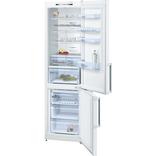 Bosch Serie 4 KGN39VW35 Libera installazione 366L A++ Bianco frigorifero con congelatore