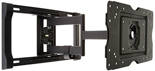 AmazonBasics - Staffa snodata da parete, per TV da 32' a 80'