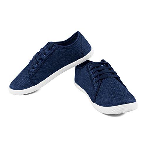 Asian Shoes Women's Mesh Combo Of 2 Casual Shoes 7
