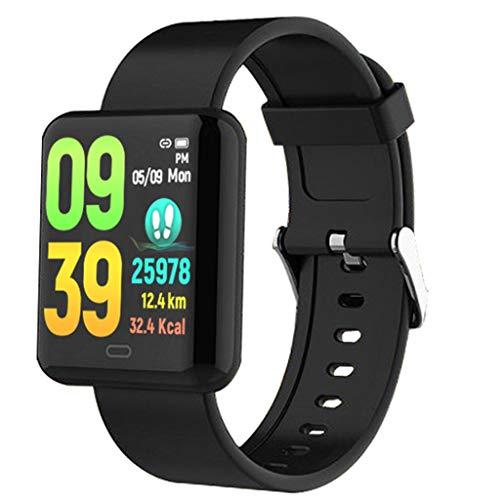 Andouy Orologio Fitness Tracker Impermeabile Smartwatch Android iOS Cardiofrequenzimetro da Polso...