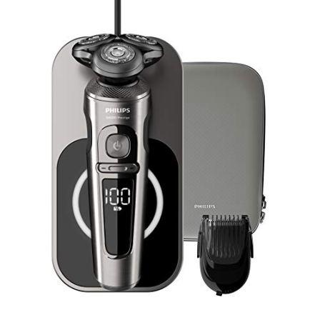 Philips-sp986016-acoplador-de-hmedo-y-seco-Series-9000-Prestige-con-Nano-de-Tech-hojas-de-precisin-Perfilador-de-barba-Ladepad-Qi-para-carga