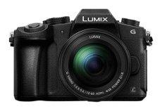 Panasonic Lumix DMC-G80M MILC 16MP Live Mos 4592 x 3448Pixeles Negro - Cámara Digital (16 MP, 4592 x 3448 Pixeles, Live Mos, Full HD, Pantalla táctil, Negro) - [Versión importada]