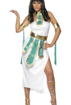 Smiffy's Disfraz de Faraona del Nilo para Mujer