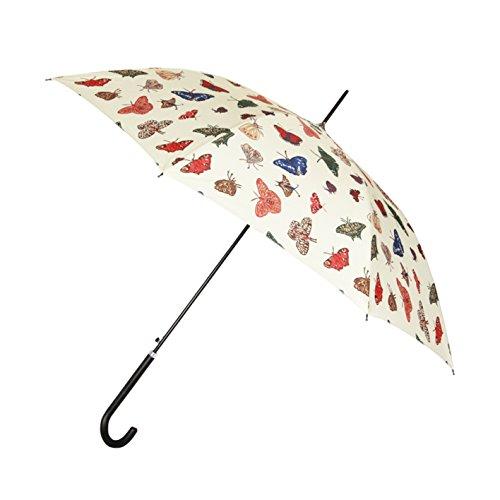 Signare Paraguas Mango de Bastón en el diseño Mariposa