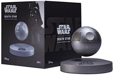 Plox-PLX-SW-DS-Star-Wars-Death-Star-Schwebender-Bluetooth-Lautsprecher-anthrazit