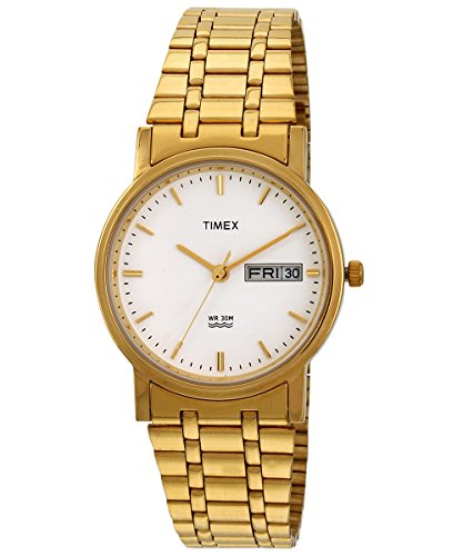 Timex Classics Analog White Dial Men's Watch - A503