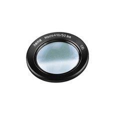 Hama - Macro Objetivo, 49.0 mm, Coated, 50 mm, 49 mm, Negro